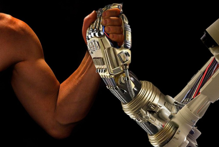 Humano vs máquina: Trasplante capilar