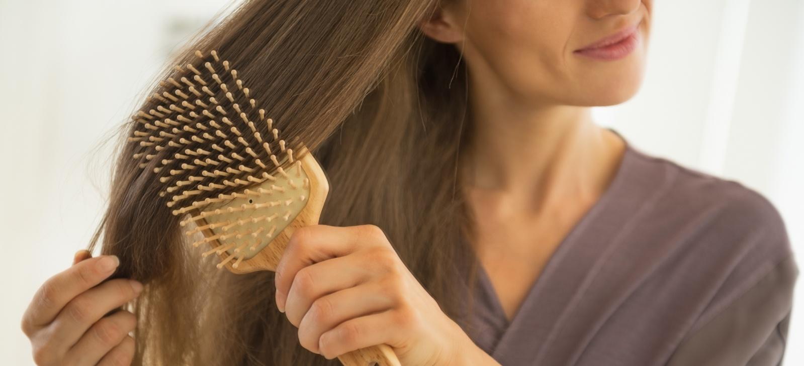 Reducir la caída del cabello en mujeres DHI Costa Rica